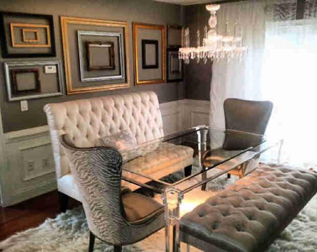 See Inside Kenya Moore S New Home Photo