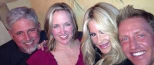 Kim Zolciak Shares Inspiration For Twins' Middle Names