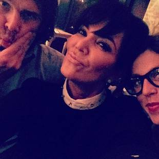 Kris Jenner Reveals Who She Wants to Kiss on New Year's Eve