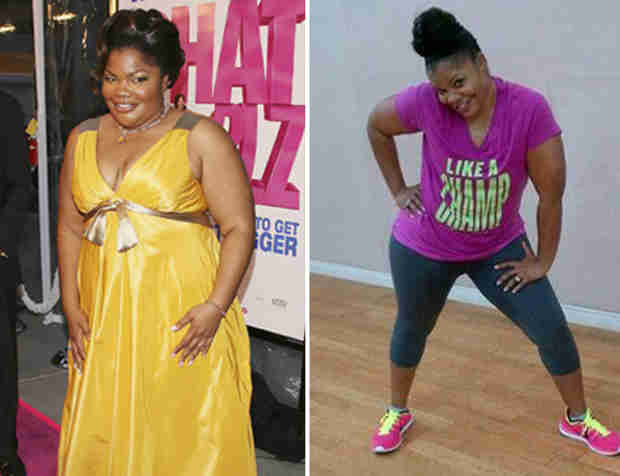 Mo'Nique's 80-Pound Weight Loss — Has She Kept It Off? (PHOTOS)