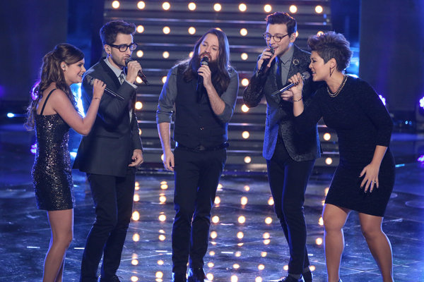 The Voice 2013 Finale: Who Made the Top 3?
