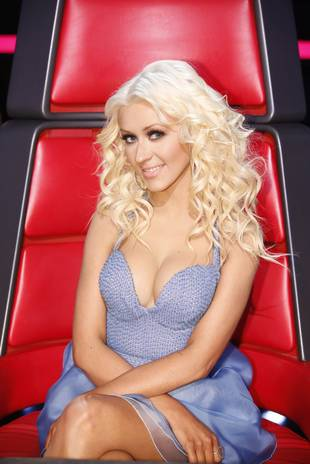 Rate Christina Aguilera's Performances on The Voice Live Performance Finale!