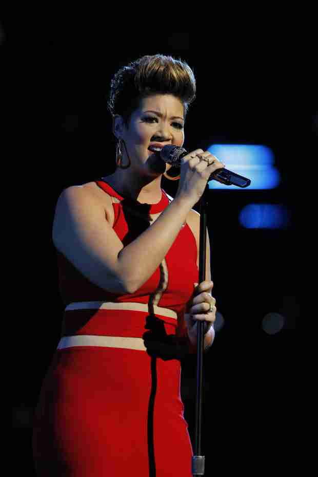 Tessanne Chin Talks About How Jamaica Helped Her Win The Voice