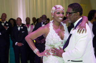 NeNe Leakes and Gregg Leakes Had One of the Most Searched Weddings of 2013