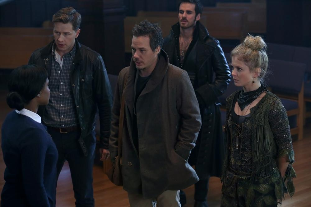 Once Upon a Time Season 3, Episode 11 Burning Questions