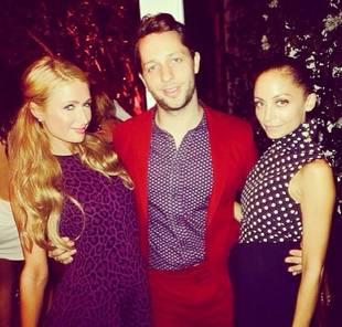 Paris Hilton and Nicole Richie Are Besties Again! (PHOTO)