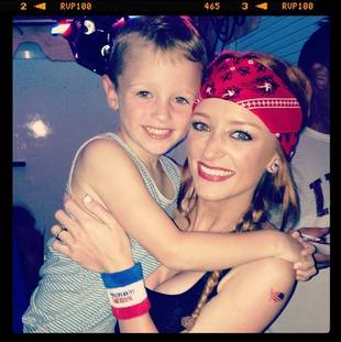 Maci Bookout's Son Bentley Starts Youth Wrestling