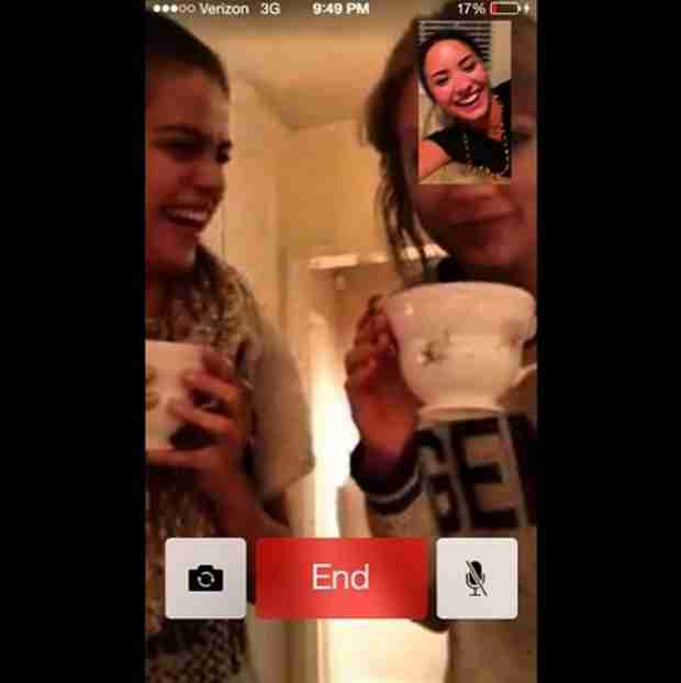 Selena Gomez, Taylor Swift, and Demi Lovato Catch Up on BFF FaceTime Date