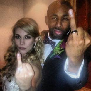 "SYTYCD Stars Stephen ""Twitch"" Boss and Allison Holker Get Married!"