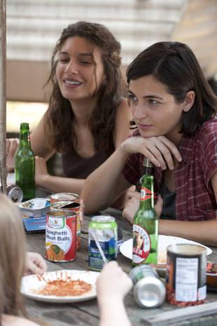 The Walking Dead Season 4: Juliana Harkavy Wanted Alisha and Tara to Get Married