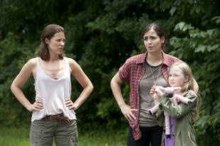 The Walking Dead Season 4: Will Meghan Chambler Die?