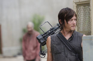 The Walking Dead's Woodbury Shoppe Owner Talks Weird Fan Requests For Norman Reedus