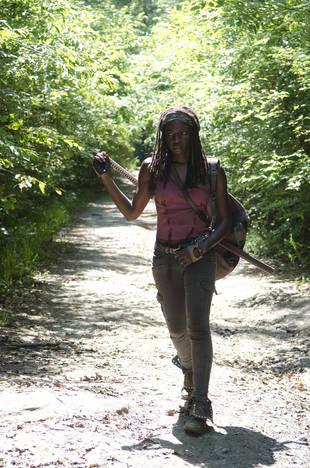 """The Walking Dead Season 4 Spoilers: Will Hershel, Michonne or Carol Be """"Tyreesed""""?"""