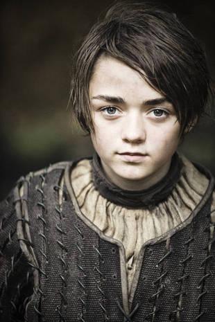 Game of Thrones' Maisie Williams Roasts Joffrey