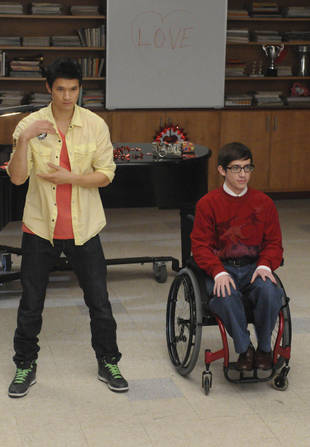 Meet the Glee Cast — and Help Fight Child Slavery — With New Contest