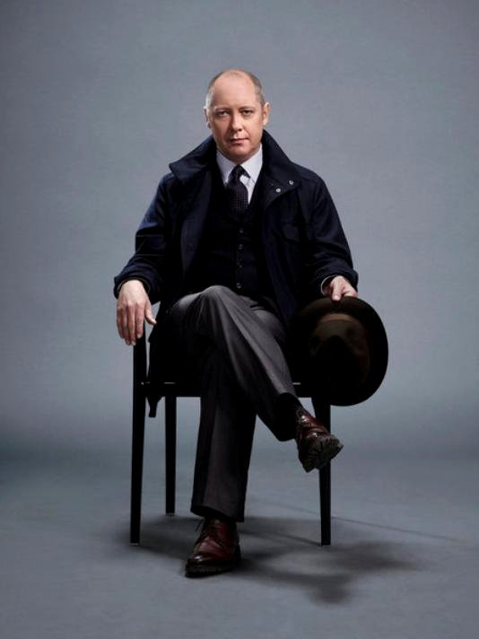 The Blacklist's James Spader Earns Best Actor Golden Globe Nomination