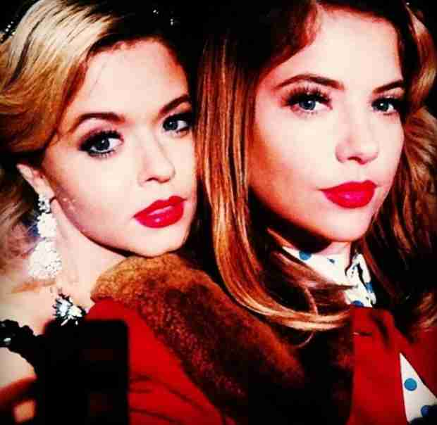 Pretty Little Liars Season 4, Episode 19 Spoiler — First Look at Hanna and Ali! (PHOTO)