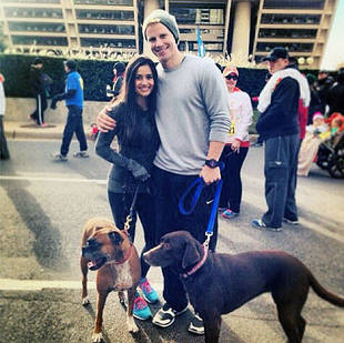 How Is Catherine Giudici Getting In Shape for Her Wedding? Like This…
