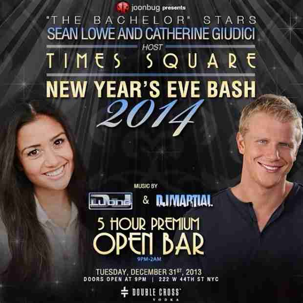 Are Sean Lowe and Catherine Giudici Spending New Year's Eve 2014 Together?