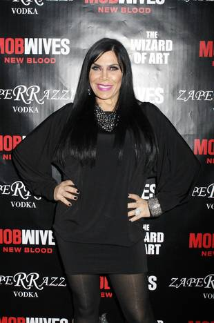 "Mob Wives: New Blood's Renee Graziano on New Season: ""New Bulls—t and New Drama"" — Exclusive"