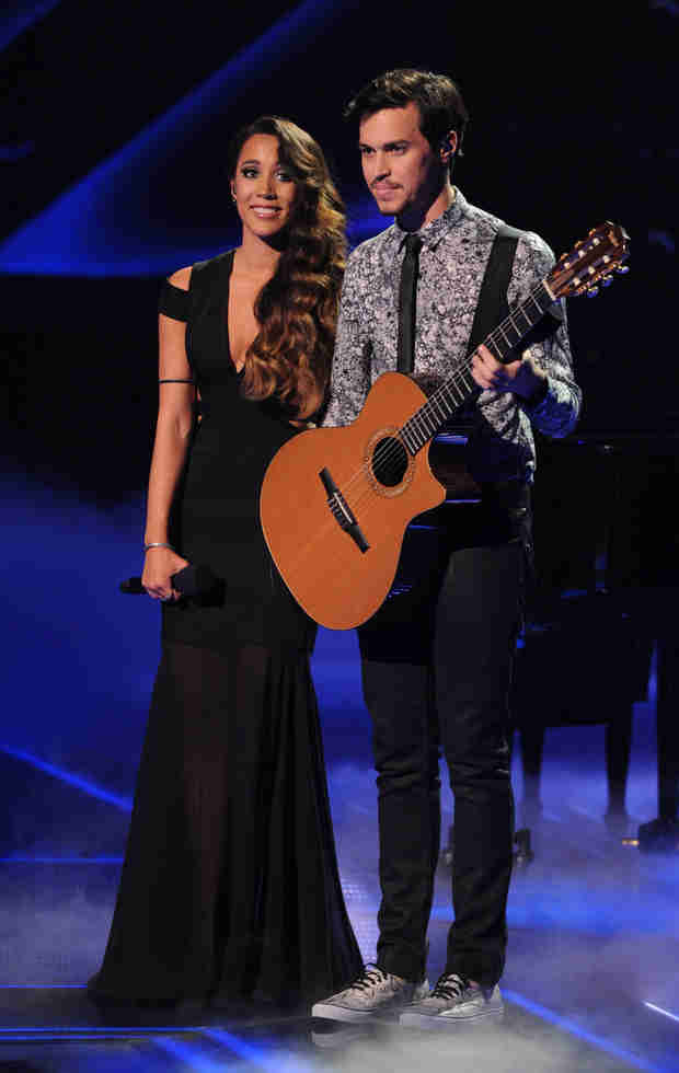 Will Alex & Sierra Beat Jeff and Carlito on The X Factor Tonight?
