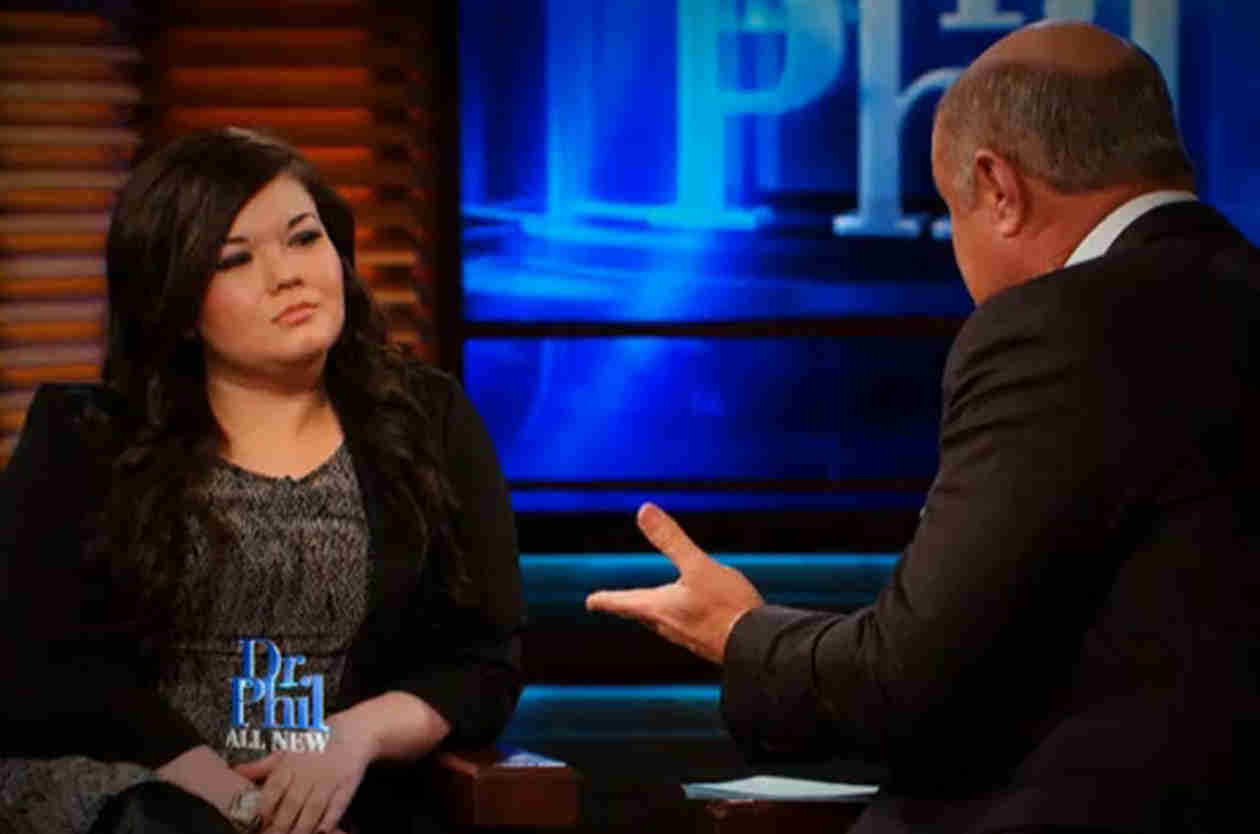 Amber Portwood to Make Her First Sober TV Appearance on Dr. Phil