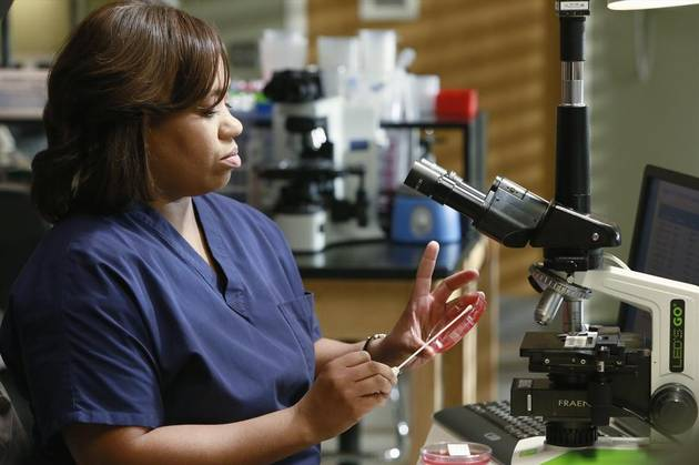 Grey's Anatomy Season 10, Episode 11 Sneak Peek: Illeana Douglas Psychs Bailey Out (VIDEO)