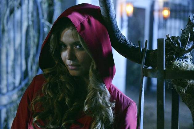 Pretty Little Liars Burning Question: Was Ali Staying at Radley?