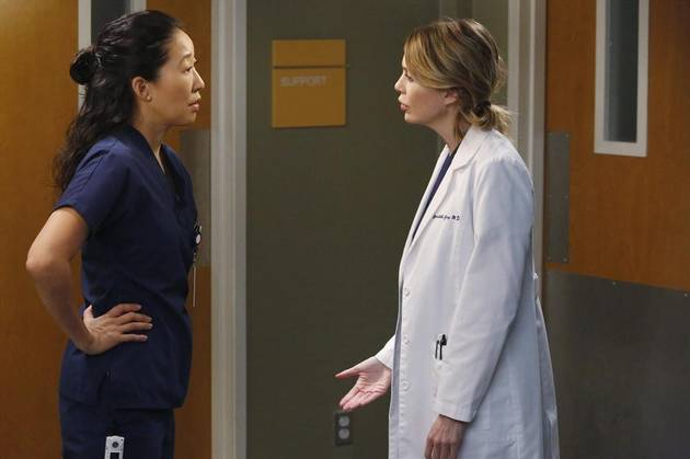 Grey's Anatomy: Will Meredith and Cristina Make Amends? Should They Even Try?