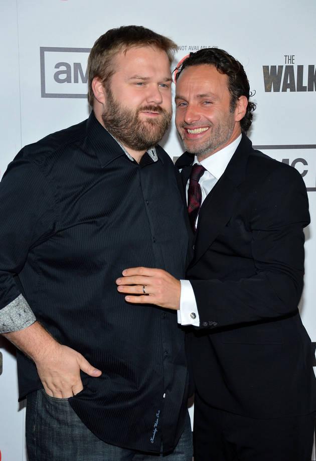 """The Walking Dead Season 4: We Will """"Definitely"""" Lose People We Love, Says Robert Kirkman — Exclusive"""