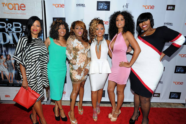 R&B Divas LA Gets a Cast Shakeup — Guess Who's In and Who's Out!