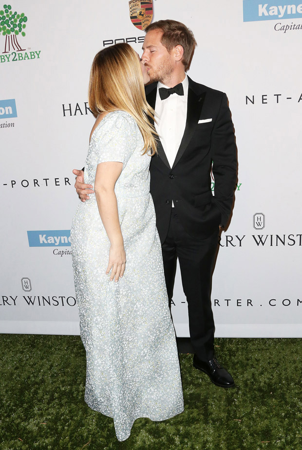 Drew Barrymore Reveals Baby's Sex: A Boy or Another Girl?