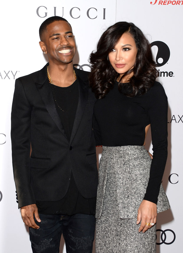 Naya Rivera and Fiance Big Sean to Be Judges on THIS Reality Show (PHOTOS)