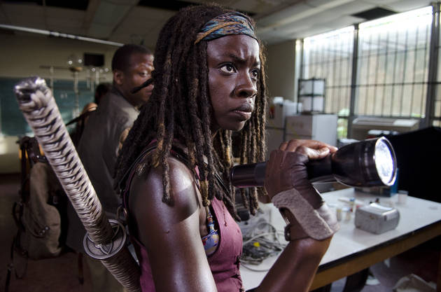 The Walking Dead Season 4 Mid-Season Finale: Why Did The Governor Kill Hershel and Not Michonne?