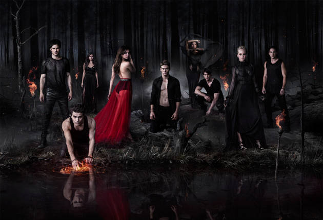 The Vampire Diaries Season 5 Hookups We Want to See Happen