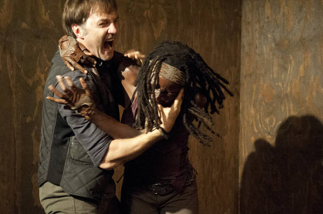 The Walking Dead Season 4: Will The Governor Kill Michonne?