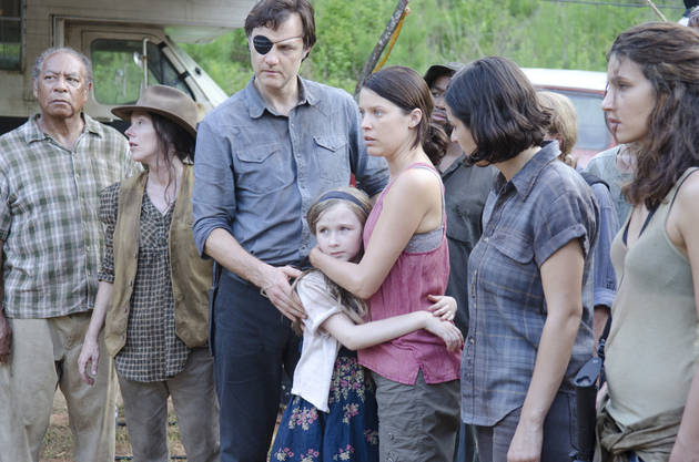 The Walking Dead Season 4: Have We Seen the Last of Lilly and Tara Chambler?