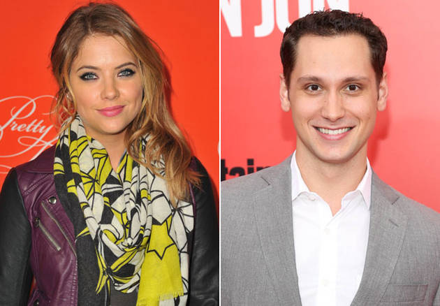 Ashley Benson Stars Opposite Orange Is the New Black Star Matt McGorry in New Film!