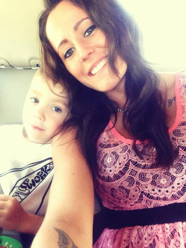 Did Jenelle Evans Spend Christmas With Son Jace?