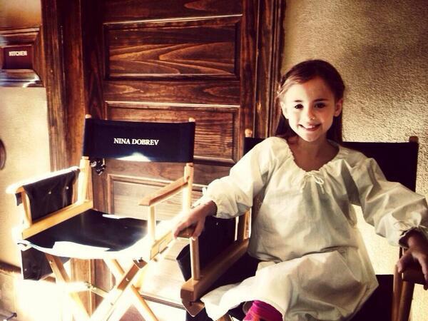 Vampire Diaries Spoilers: Ashlyn Jade Lopez Cast as Young Nadia!
