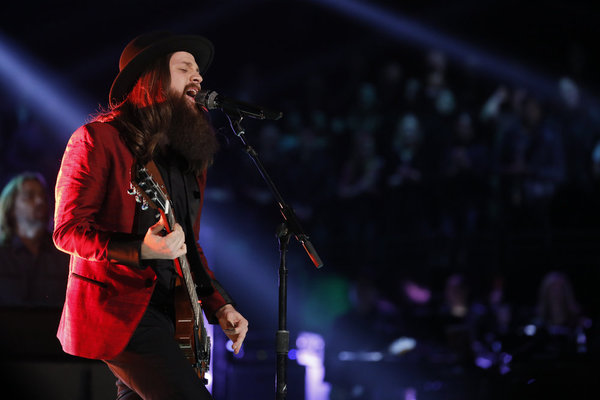 Watch Cole Vosbury Sing on The Voice 2013 Live Shows, Dec. 2, 2013 (VIDEO)