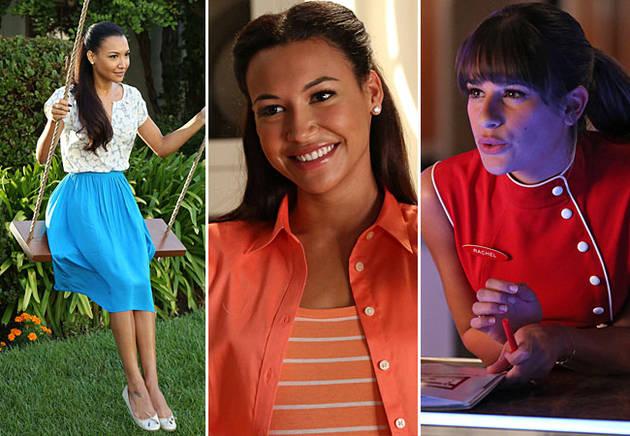 "Glee Season 5 Spoilers: Big Santana and Rachel ""Shocker"" Coming!"
