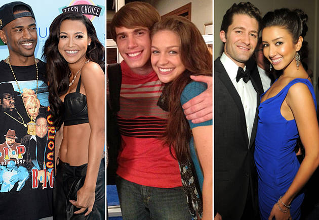 Which Real-Life Glee Wedding Are You Most Excited About?