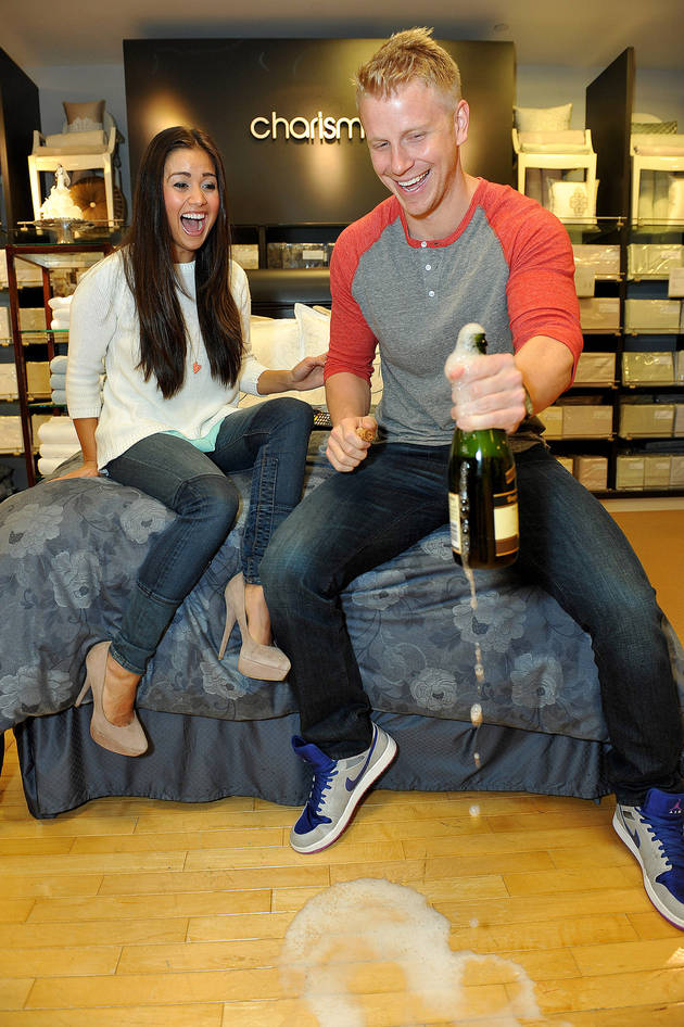 Sean Lowe and Catherine Giudici Talk Kids: When and How Many?