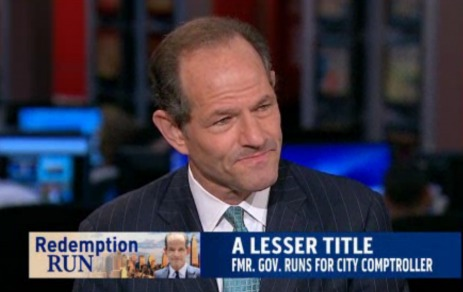 Disgraced NY Governor Eliot Spitzer Divorcing Wife — Five Years After His Prostitution Scandal