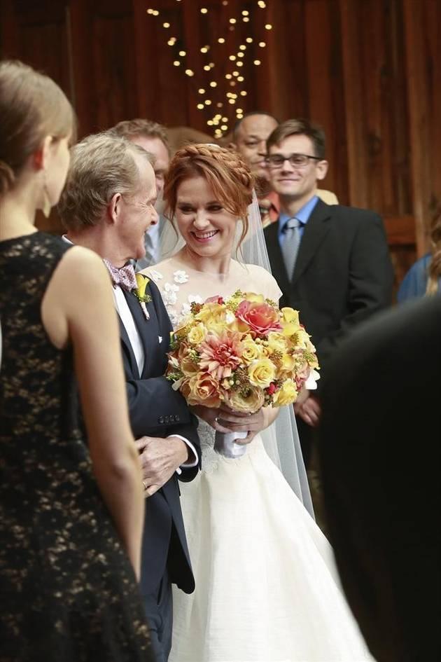 Grey's Anatomy Spoilers: Jackson Interrupts April's Wedding in Season 10, Episode 12!