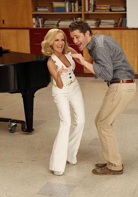Glee Season 5 Spoilers: Kristin Chenoweth Returning for 100th Episode