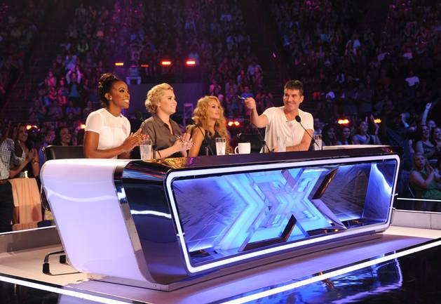 Simon Cowell Afraid Alex & Sierra Won't Win?