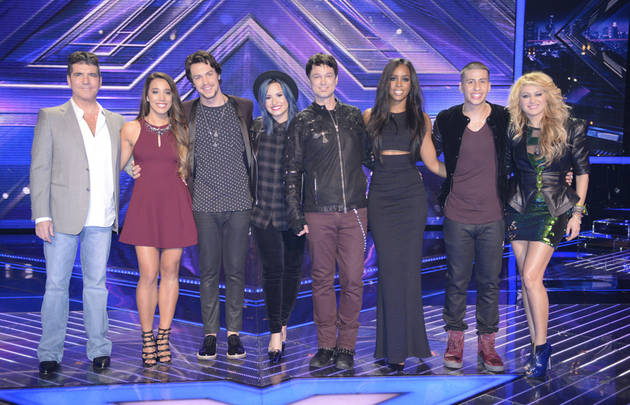 X Factor 2013 Top 4: Ratings Fall Again for — But How Much?