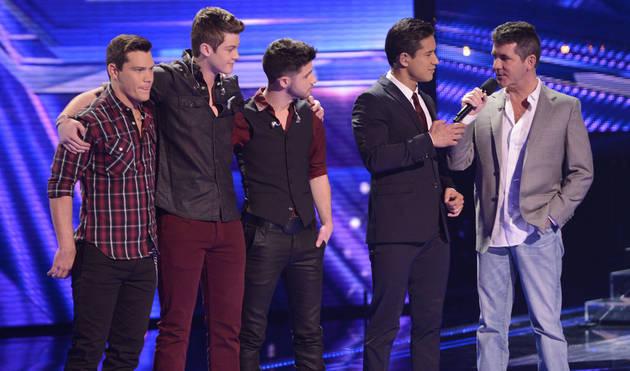 X Factor 2013: Should Restless Road Have Gone Home?